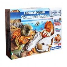 Clementoni - Laboratorium skamieniałości - Zestaw naukowy 60585