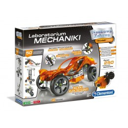 Clementoni 60595 Naukowa zabawa - Laboratorium mechaniki