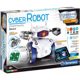 Clementoni - Cyber Robot programowany - 60596