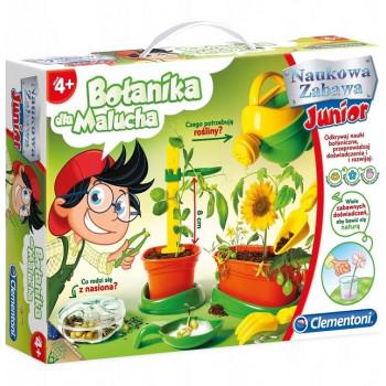 Clementoni - Botanika dla Malucha - Naukowa Zabawa Junior 60598