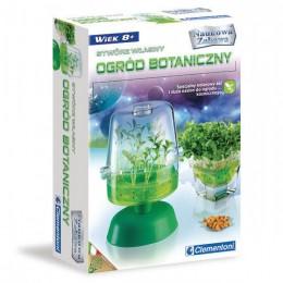 Clementoni 60710 Zestaw Naukowy - Ogród Botaniczny