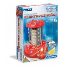 Clementoni - 60886 - Zestaw Naukowy - Odkrywanie elektryczności