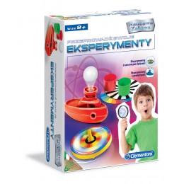 Clementoni - 60888 - Zestaw Naukowy - Eksperymenty