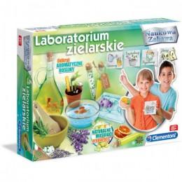 Clementoni 60895 Zestaw Naukowy - Laboratorium Zielarskie