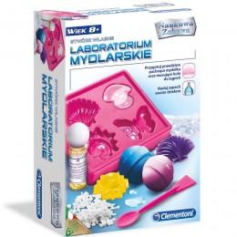 Clementoni - Laboratorium Mydlarskie - Naukowa Zabawa 60949