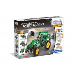 Clementoni 60951 Laboratorium mechaniki - Maszyny rolnicze