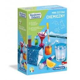 Clementoni – Naukowa Zabawa – MINI Zestaw chemiczny 60952