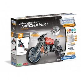 Clementoni 60955 Laboratorium Mechaniki - Ścigacze
