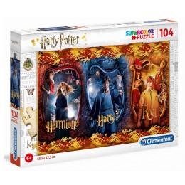 Clementoni – Puzzle Supercolor 104 elementy – Harry Potter – 61885
