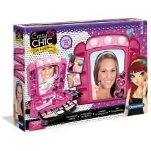 Clementoni 78224 Crazy Chic - Lustro do Makijażu