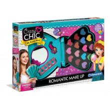 Clementoni 78422 Crazy Chic – Romantyczny makijaż