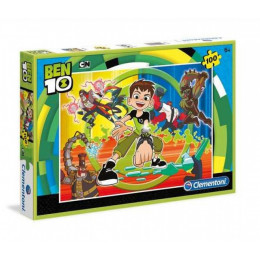 Clementoni - Puzzle Ben 10 100 el. - 07261