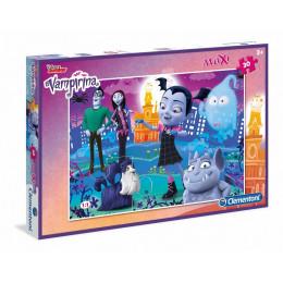 Clementoni - Puzzle Maxi Vampirina 30 el. - 07439