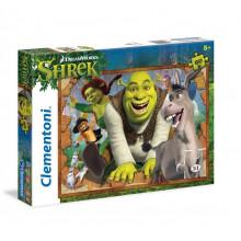 Clementoni - Puzzle Shrek 60 el. - 26945
