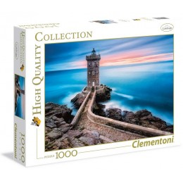 Clementoni – Puzzle 1000 el – Latarnia morska 39334
