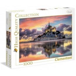 Clementoni – Puzzle 1000 elementów – Wzgórze Świętego Michała 39367