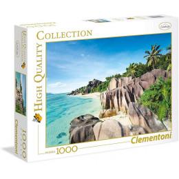 Clementoni - Puzzle Rajska plaża 1000 el. - 39413