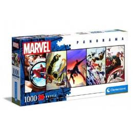 Clementoni – Puzzle panoramiczne 1000 el. – Marvel 39611