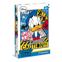 Clementoni - Puzzle Kaczor Donald 100 el. - 78287