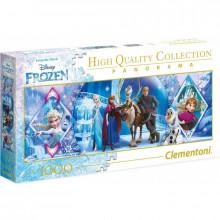 Clementoni - Puzzle 1000 el. Panorama Frozen - 39447