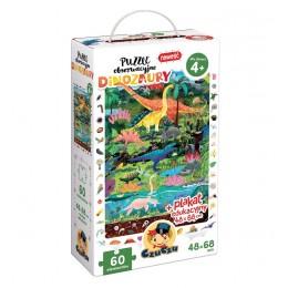 CzuCzu – Puzzle obserwacyjne: dinozaury – 490944