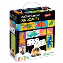 CzuCzu – Domino dinozaury – 491620