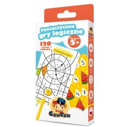 CzuCzu - 5887912 - Fantastyczne gry logiczne 5+