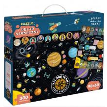 CzuCzu 6607576 Xplore Team - Puzzle Układ Słoneczny