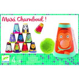 DJECO - Maxi Chamboul - Gra zręcznościowa 02011