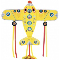 DJECO – Latawiec Maxi Samolot 02161