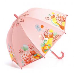 """DJECO - Parasol """"Kwiatowy ogród"""" - 04701"""