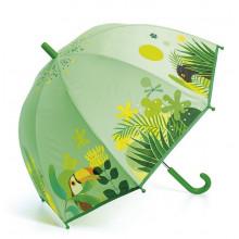 DJECO - Parasol - Tropikalna dżungla - 04702