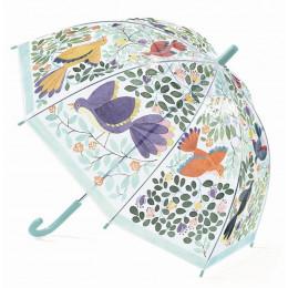DJECO - Parasol - Ptaki i kwiaty - 04804