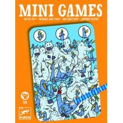 DJECO 05331 Mini gra - Znajdź szczegół - Gdzie jestem?