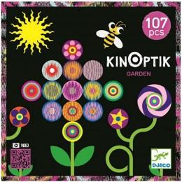 DJECO - Kinoptik - Układanka magnetyczna - Ogród 05602