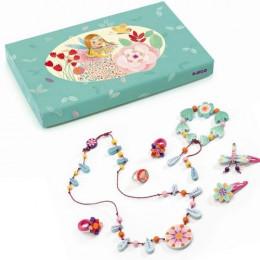 DJECO - Zestaw biżuterii RAJSKI OGRÓD - 06572
