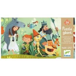 DJECO 07173 Puzzle Gigant - Parada baśni