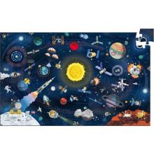 DJECO - Puzzle obserwacyjne 200el. - Kosmos 07413