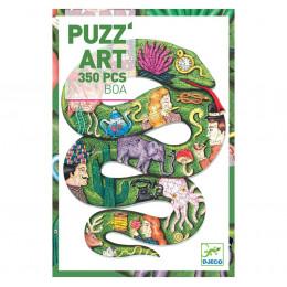 DJECO - Puzzle artystyczne 350 el. - Boa 07650