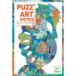 DJECO - Puzzle artystyczne - Konik morski 350 el. - 07653