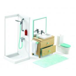DJECO – Zestaw mebelków łazienkowych 07824
