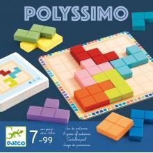 DJECO 08451 Gra - układanka POLYSSIMO