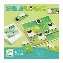 DJECO Gra Logiczna - Sheep Logic - 08473