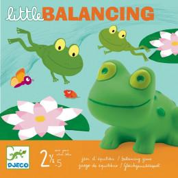 DJECO - Balansujące żabki - Gra zręcznościowa 08554