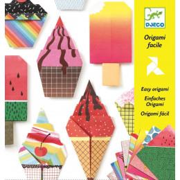 DJECO - Origami - Słodkie smakołyki 08756