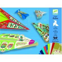 DJECO 08760 Zestaw origami - Samoloty