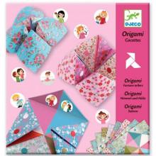 DJECO – Papier do origami 08773