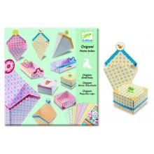 DJECO 08774 Origami Pudełeczka