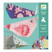 DJECO 08776 Origami - Duże zwierzęta