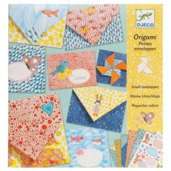 DJECO - Origami - Małe koperty 08778
